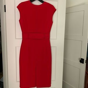 NWT Zara Red Body com dress
